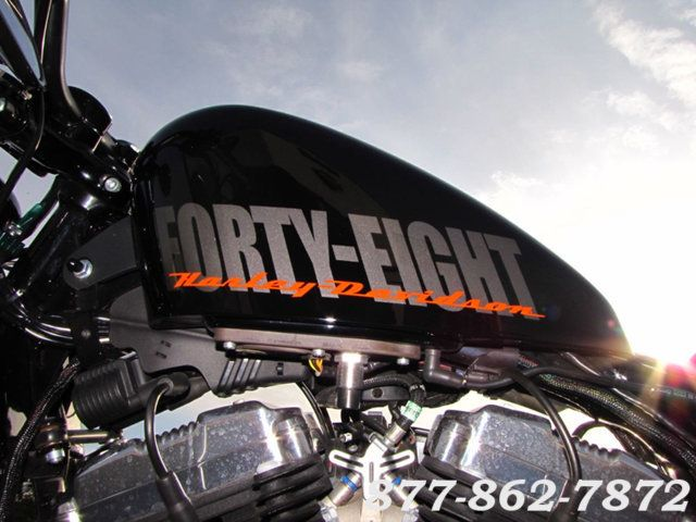 2014 Harley-Davidson SPORTSTER FORTY-EIGHT XL1200X FORTY-EIGHT XL1200X McHenry, Illinois 43