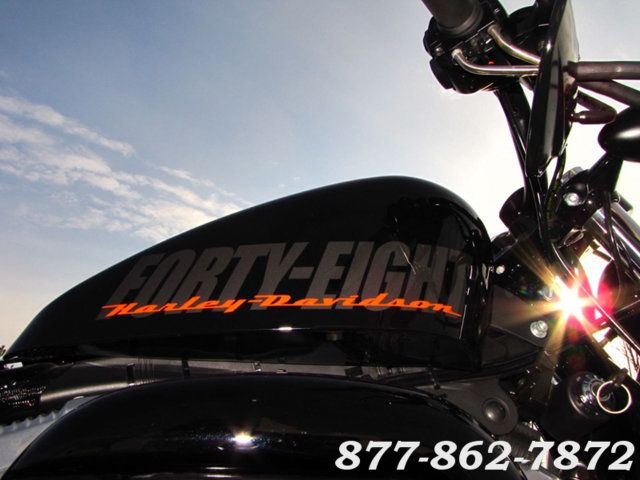 2014 Harley-Davidson SPORTSTER FORTY-EIGHT XL1200X FORTY-EIGHT XL1200X McHenry, Illinois 44