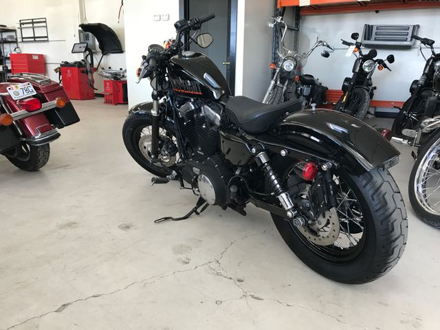 2014 Harley-Davidson Sportster® Forty-Eight® Ogden, Utah 3