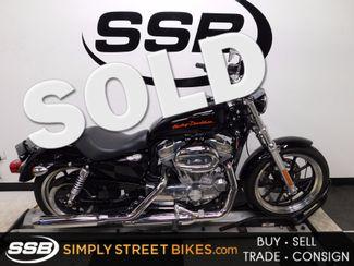 2014 Harley-Davidson Sportster SuperLow XL883L in Eden Prairie
