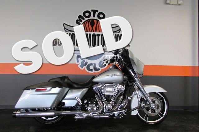2014 Harley-Davidson Street Glide® Base Arlington, Texas 0