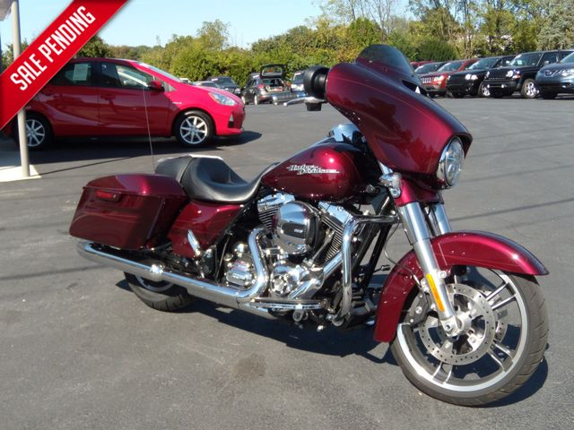 2014 Harley-Davidson Street Glide® Special Ephrata, PA 0