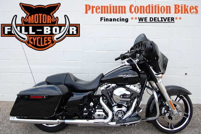 2014 Harley-Davidson Street Glide  | Hurst, TX | Full Boar Cycles in Hurst TX