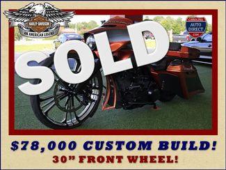 "2014 Harley-Davidson Street Glide® Special FLHX - $78,000 CUSTOM BUILD - 30"" WHEEL! Mooresville , NC"