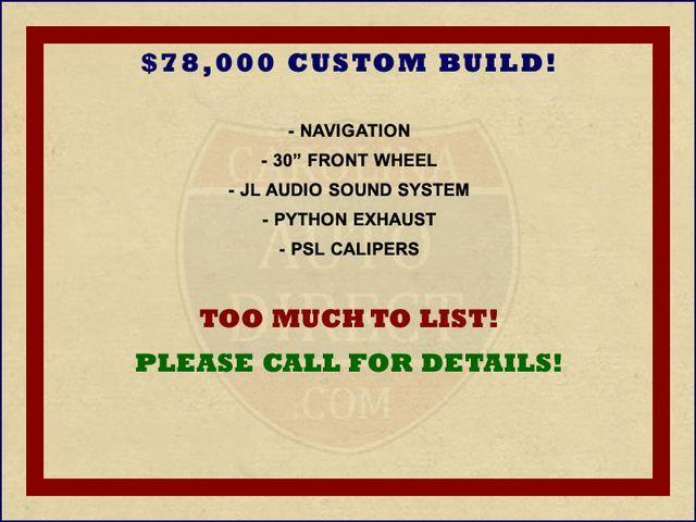 "2014 Harley-Davidson Street Glide® Special FLHX - $78,000 CUSTOM BUILD - 30"" WHEEL! Mooresville , NC 1"