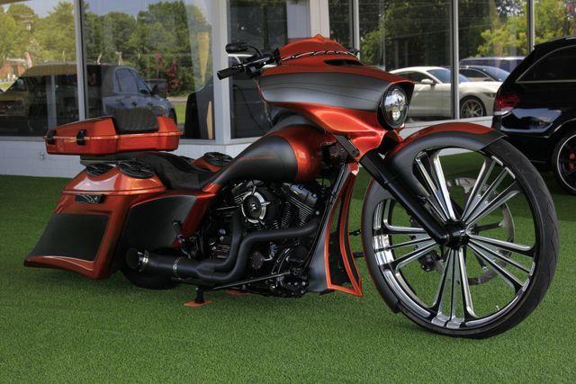 "2014 Harley-Davidson Street Glide® Special FLHX - $78,000 CUSTOM BUILD - 30"" WHEEL! Mooresville , NC 12"