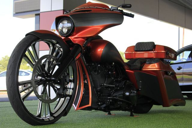 "2014 Harley-Davidson Street Glide® Special FLHX - $78,000 CUSTOM BUILD - 30"" WHEEL! Mooresville , NC 13"