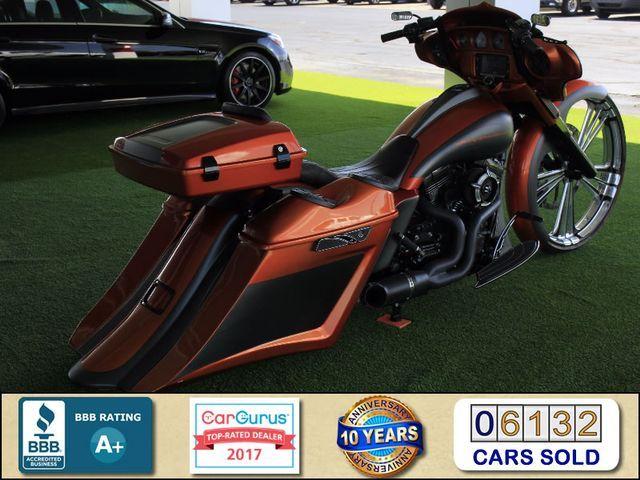 "2014 Harley-Davidson Street Glide® Special FLHX - $78,000 CUSTOM BUILD - 30"" WHEEL! Mooresville , NC 2"