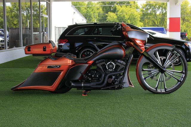 "2014 Harley-Davidson Street Glide® Special FLHX - $78,000 CUSTOM BUILD - 30"" WHEEL! Mooresville , NC 5"
