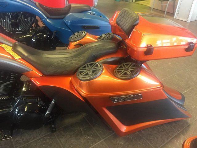 "2014 Harley-Davidson Street Glide® Special FLHX - $78,000 CUSTOM BUILD - 30"" WHEEL! Mooresville , NC 35"