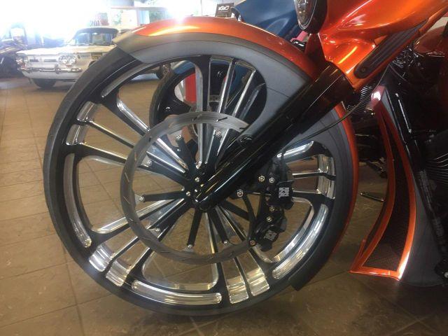 "2014 Harley-Davidson Street Glide® Special FLHX - $78,000 CUSTOM BUILD - 30"" WHEEL! Mooresville , NC 38"