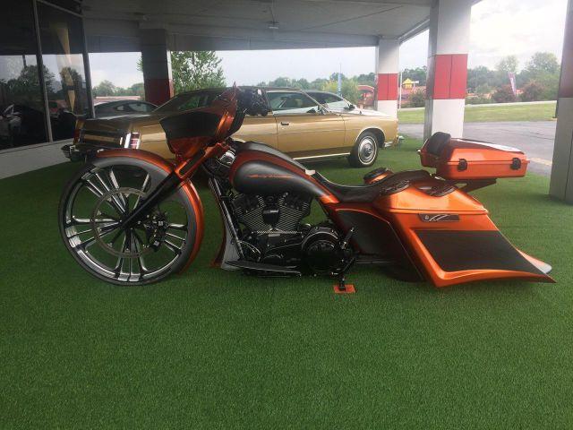 "2014 Harley-Davidson Street Glide® Special FLHX - $78,000 CUSTOM BUILD - 30"" WHEEL! Mooresville , NC 41"
