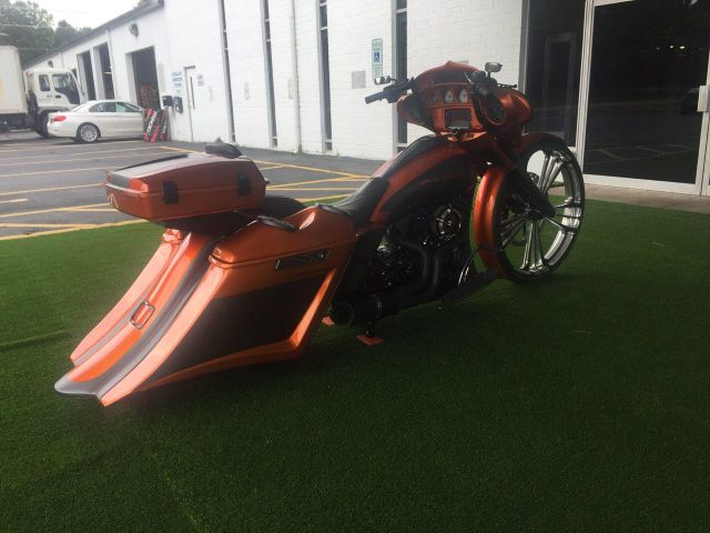 "2014 Harley-Davidson Street Glide® Special FLHX - $78,000 CUSTOM BUILD - 30"" WHEEL! Mooresville , NC 43"