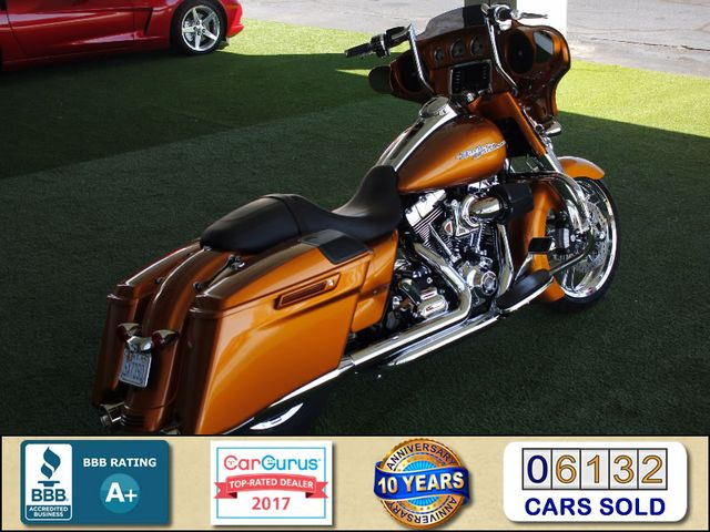 2014 Harley-Davidson Street Glide FLHX - UPGRADES GALORE! - IMMACULATE! Mooresville , NC 2