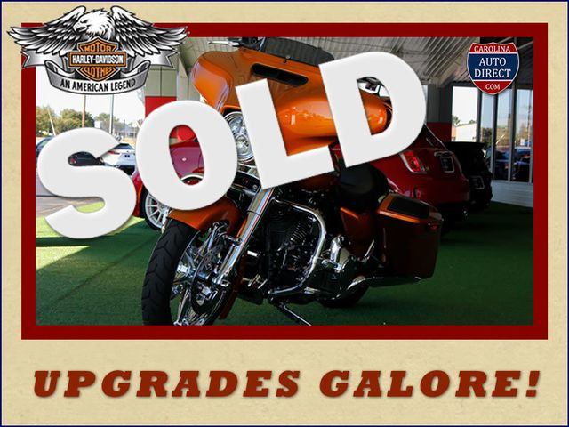 2014 Harley-Davidson Street Glide FLHX - UPGRADES GALORE! - IMMACULATE! Mooresville , NC 0