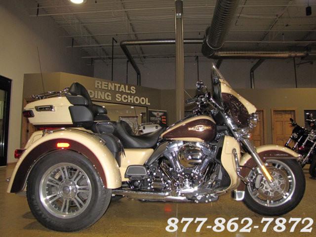 2014 Harley-Davidson TRI-GLIDE ULTRA TRIKE FLHTCUTG TRIGLIDE ULTRA TRIKE McHenry, Illinois 0