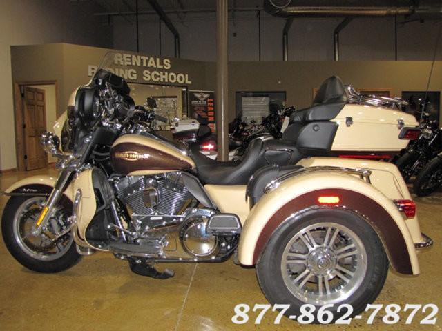 2014 Harley-Davidson TRI-GLIDE ULTRA TRIKE FLHTCUTG TRIGLIDE ULTRA TRIKE McHenry, Illinois 1