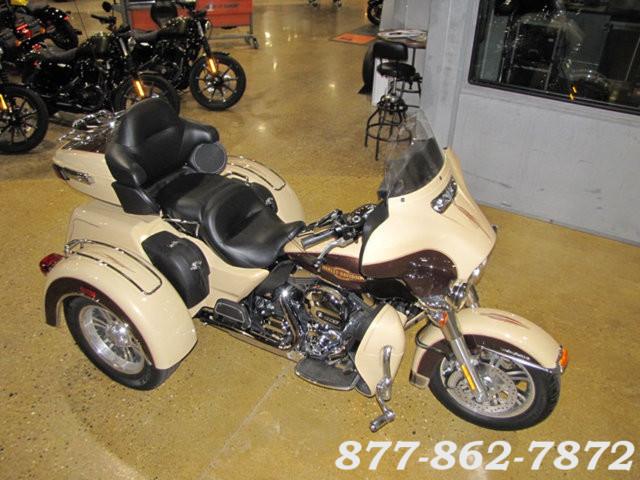 2014 Harley-Davidson TRI-GLIDE ULTRA TRIKE FLHTCUTG TRIGLIDE ULTRA TRIKE McHenry, Illinois 33