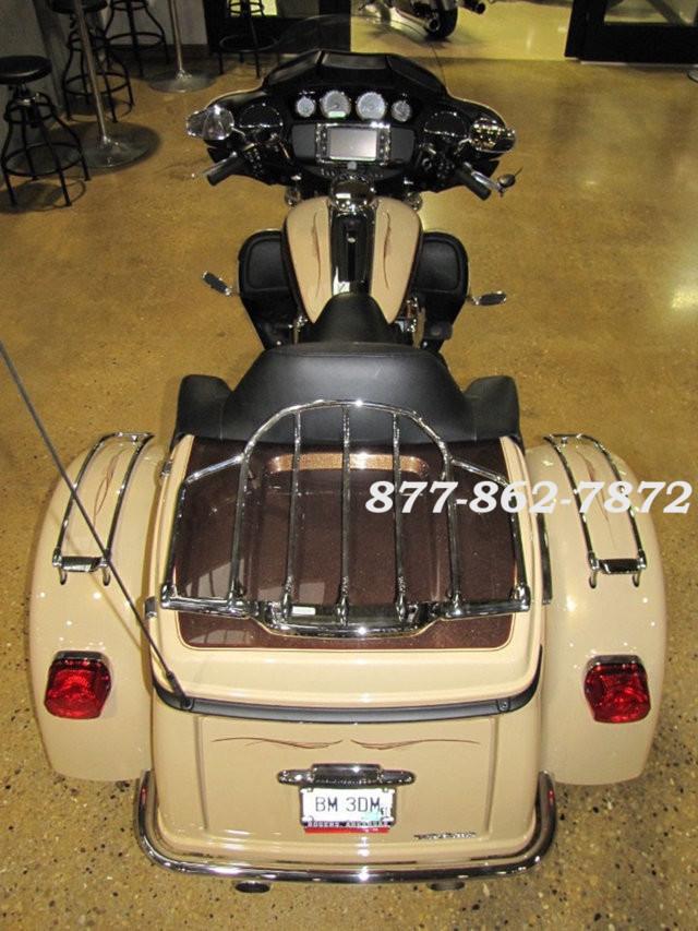 2014 Harley-Davidson TRI-GLIDE ULTRA TRIKE FLHTCUTG TRIGLIDE ULTRA TRIKE McHenry, Illinois 37