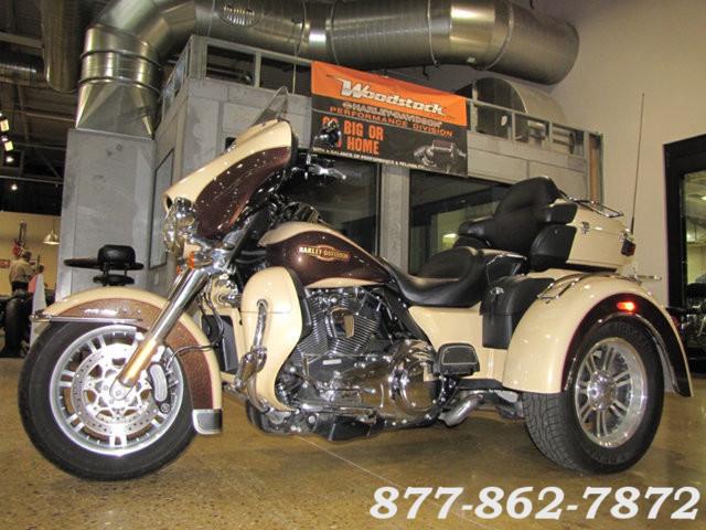 2014 Harley-Davidson TRI-GLIDE ULTRA TRIKE FLHTCUTG TRIGLIDE ULTRA TRIKE McHenry, Illinois 41