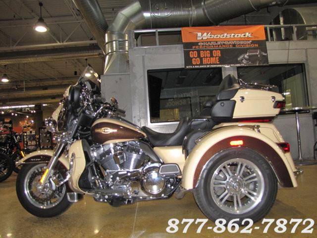 2014 Harley-Davidson TRI-GLIDE ULTRA TRIKE FLHTCUTG TRIGLIDE ULTRA TRIKE McHenry, Illinois 45