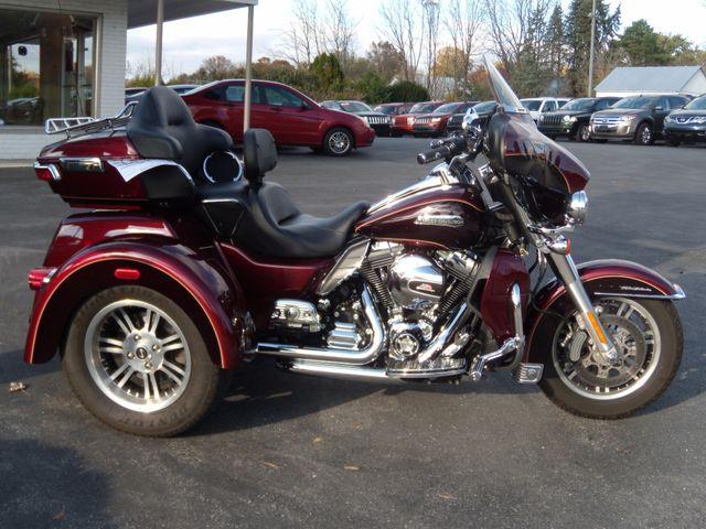 2014 Harley-Davidson Trike Tri Glide® Ultra Ephrata, PA 1