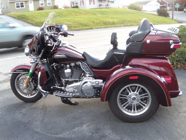 2014 Harley-Davidson Trike Tri Glide® Ultra Ephrata, PA 4