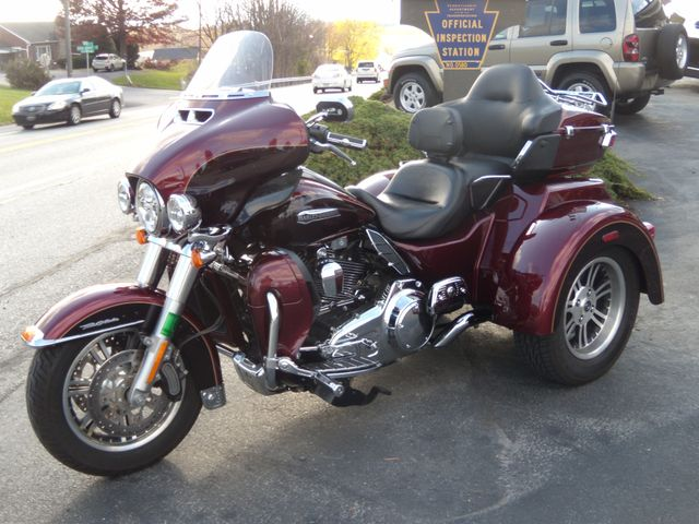 2014 Harley-Davidson Trike Tri Glide® Ultra Ephrata, PA 5