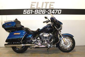 2014 Harley Davidson Ultra Limited CVO Screamin Eagle FLHTKSE Boynton Beach, FL