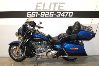 2014 Harley Davidson Ultra Limited CVO Screamin Eagle FLHTKSE Boynton Beach, FL 9