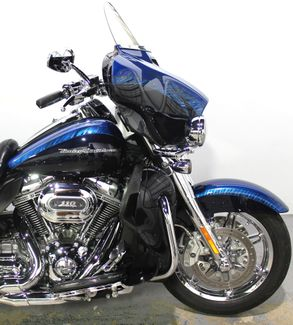 2014 Harley Davidson Ultra Limited CVO Screamin Eagle FLHTKSE Boynton Beach, FL 6