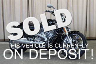 2014 Harley-Davidson V-Rod Muscle VRSCF 1250cc Power Cruiser with Satin Stainless Vance & Hines Exhaust & 240mm Rear Tire in Eau