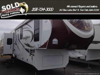 2014 Heartland Bighorn BH 3610RE | Twin Falls, ID | Freedom Auto Finders in  ID