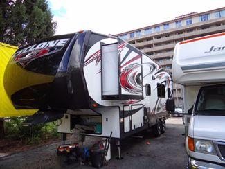 2014 Heartland Cyclone 2812 Toy Hauler 5th Wheel | Colorado Springs, CO | Golden's RV Sales in Colorado Springs CO