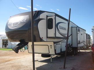 2014 Heartland Elkridge 35TSRL Odessa, Texas 1
