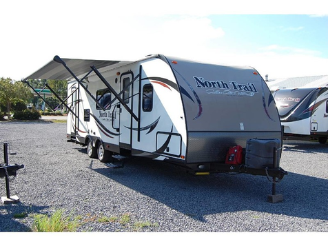 2014 Heartland NORTH TRAIL 28BRS CALIBER EDITION  in Moncks Corner, SC