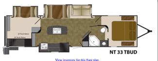 2014 Heartland North Trail Elite Edition M - 33TBUD Katy, Texas 37