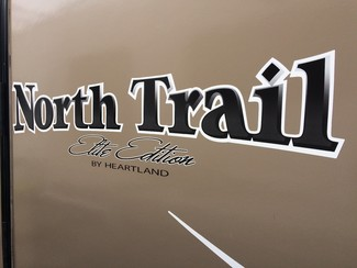 2014 Heartland North Trail Elite Edition M - 33TBUD Katy, Texas 7