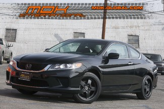 2014 Honda Accord LX-S - Coupe - Manual transmission in Los Angeles