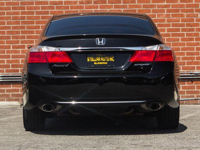 2014 Honda Accord Sport Burbank, CA 3