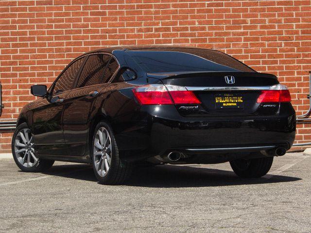 2014 Honda Accord Sport Burbank, CA 5