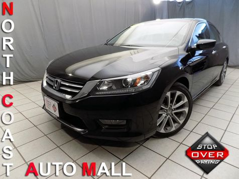 2014 Honda Accord Sport in Cleveland, Ohio