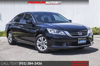 2014 Honda Accord LX - LOW MILES - FACTORY WARRANTY | Corona, CA | Premium Autos Inc. in Corona CA
