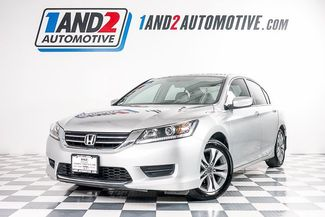 2014 Honda Accord LX in Dallas TX