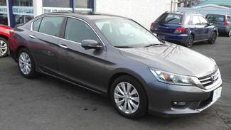 2014 Honda Accord EX East Haven, CT 4