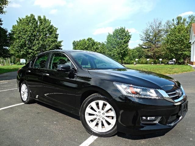 2014 Honda Accord EX-L Leesburg, Virginia 0