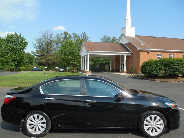 2014 Honda Accord EX-L Leesburg, Virginia 4