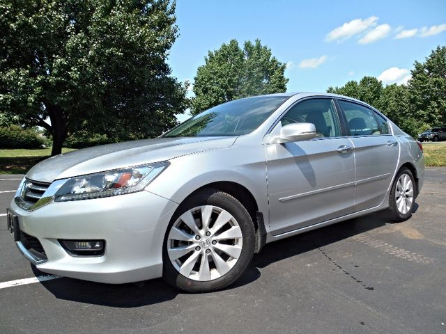 2014 Honda Accord EX-L Leesburg, Virginia 0