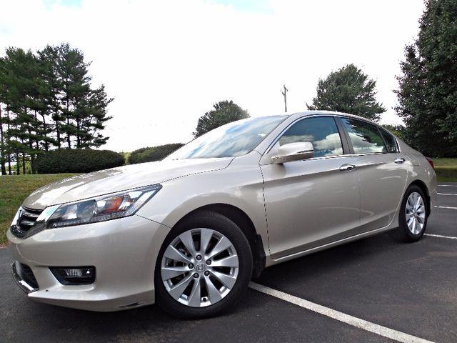 2014 Honda Accord EX-L Leesburg, Virginia 1