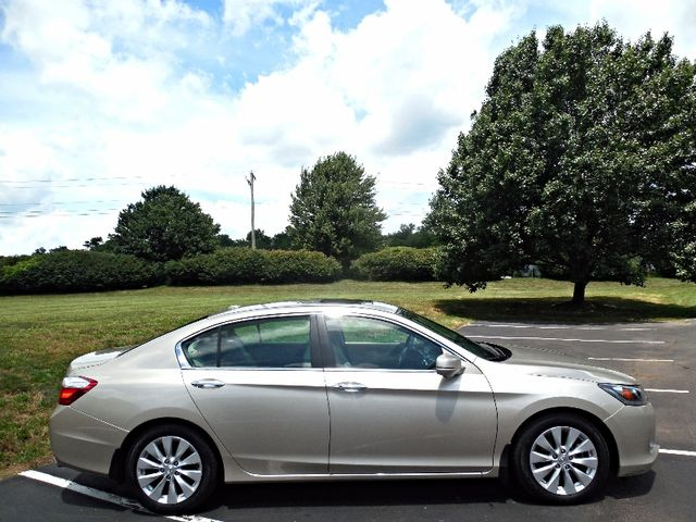 2014 Honda Accord EX-L Leesburg, Virginia 5